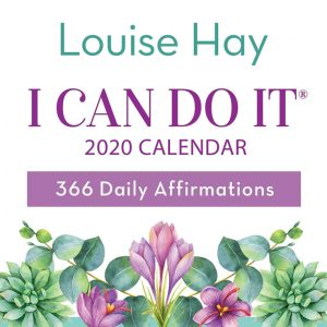 Healing Light Online Psychics Louise Hay 2020 Calendar for sale