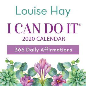 Healing Light Online Psychics Louise Hay 2020 Calendar for sale