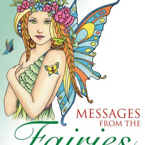 Healing Light Online Psychics Messages From the Fairies Colouring Book by Doreen Virtue for sale