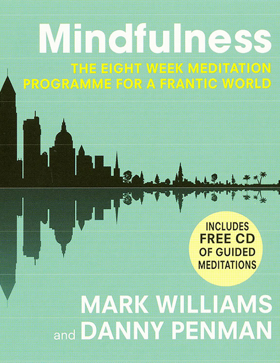 Healing Light Online Psychics Mindfulness a practical guide book for sale online by J Mark G Williams and Dr Danny Penman