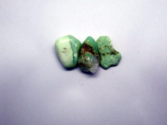 Healing Light Online Psychics New Age Shop Chrysophase tumblestone