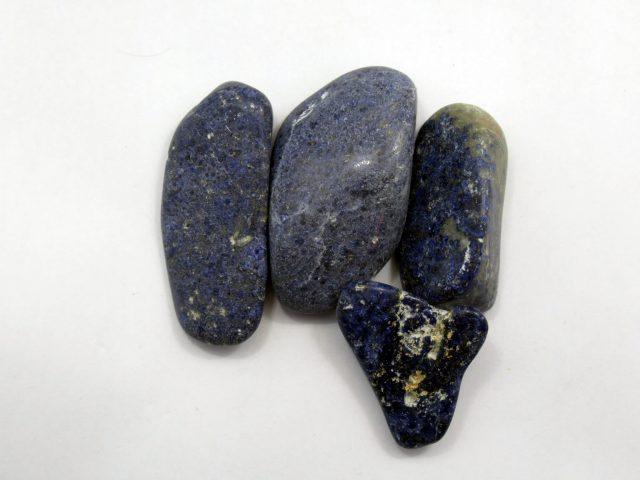 Healing Light Online Psychics New Age Shop Dumortierite tumblestone