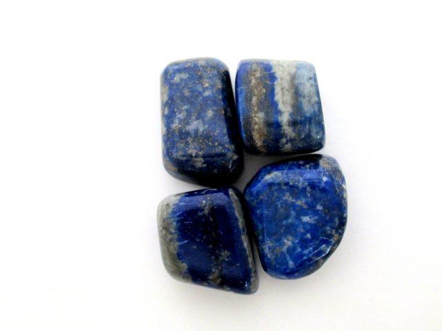 Healing Light Online Psychics New Age Shop Merchandise Lapis Lazuli Tumblestone