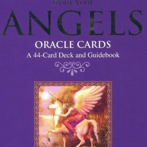 Healing Light Online Psychics and New-Age Shop Oracle Cards Daily Guidance From Your Angels By Doreen Virtue for Sale