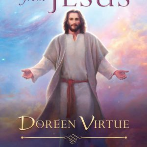 Healing Light Online Psychics and New-Age Shop Oracle Cards Loving Words From Jesus by Doreen Virtue for Sale