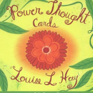 Healing Light Online Psychics and New-Age Shop Oracle Cards Power Of Thought by Louise Hay for Sale