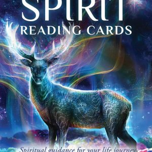 Healing Light Online Psychics and New-Age Shop Oracle Cards Sacred Spirit by Anna Stark for Sale