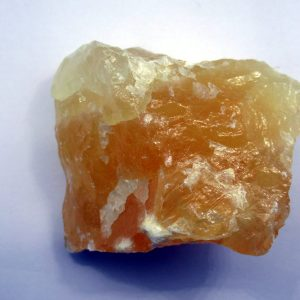 Healing Light Online Psychic Readings and Merchandise Orange Calcite Rough