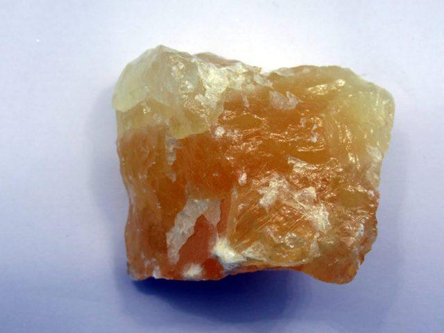 Healing Light Online Psychic Readings and Merchandise Orange Calcite Rough