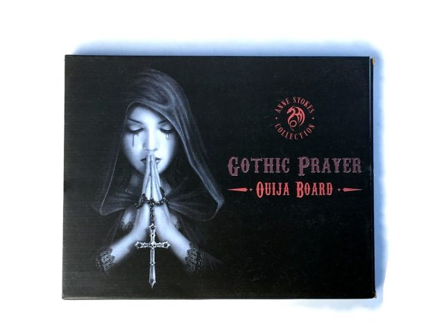 Healing Light Online Psychics and New-Age Shop Ouiji Board Gothic Prayer for Sale