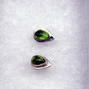 Healing Light Online Psychics New Age Shop Peridot Teardrop Earrings