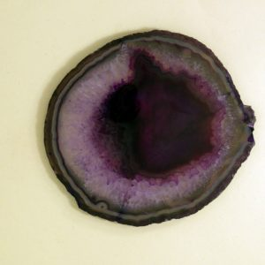 Healing Light Online Psychic Readings and Merchandise Purple Agate Slices
