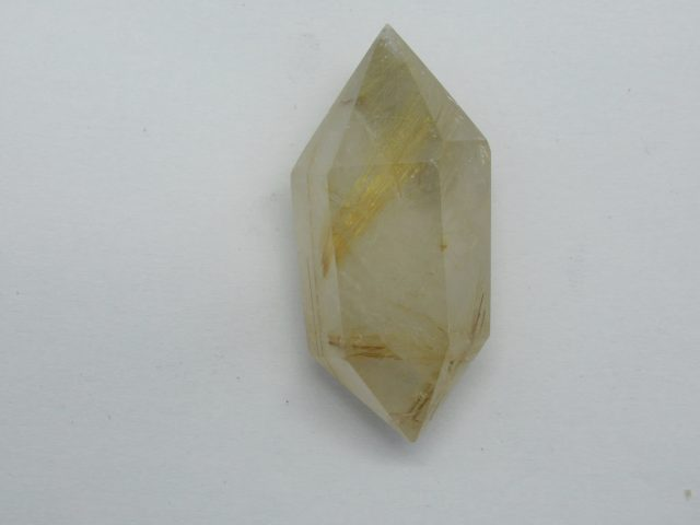 Healing Light Online Psychic Readings and Merchandise Rutilated Quartz Double Point