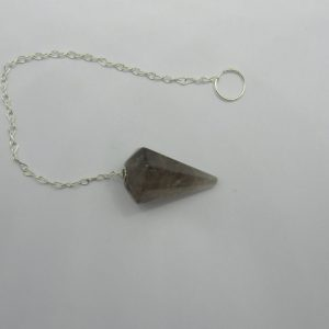 Healing Light Online Psychics New Age Shop Merchandise Smokey Quartz Pendulum