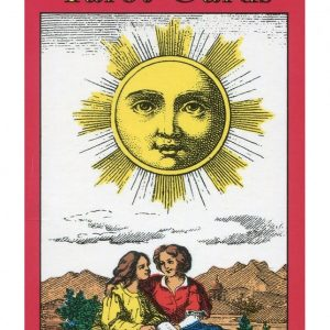 Healing Light Online Psychics and New-Age Shop Tarot Deck 1JJ Swiss for Sale