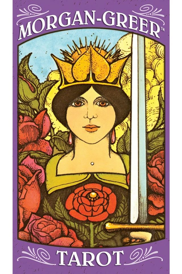 Healing Light Online Psychics and New-Age Shop Tarot Deck Morgan Greer for Sale