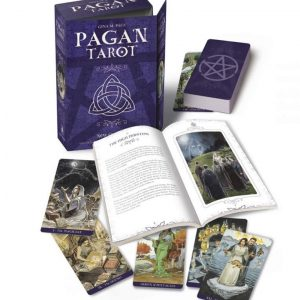 Healing Light Online Psychics and New-Age Shop Tarot Deck Set Pagan Tarot Kit for Sale