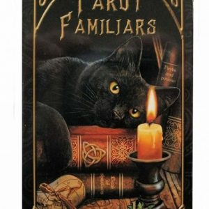 Healing Light Online Psychics and New-Age Shop Tarot Decks Lisa Parker Tarot Of Familiars for Sale