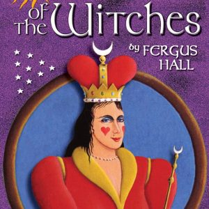 Healing Light Online Psychics and New-Age Shop Tarot Decks The Tarot Of the Witches Fergus Hall for Sale