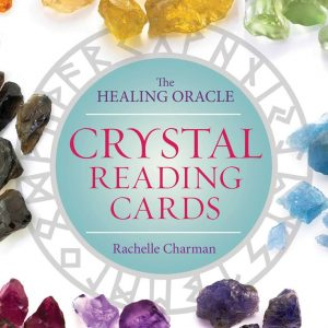 Healing Light Online Psychics and New-Age Shop The Healing Oracle Crystal Reading Cards by Rachelle Charman for Sale