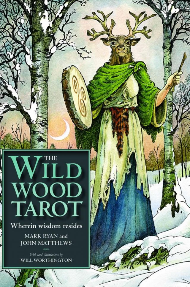 Healing Light Online Psychics and New-Age Shop The Wildwood Tarot by Mark Ryan and John Matthews for Sale