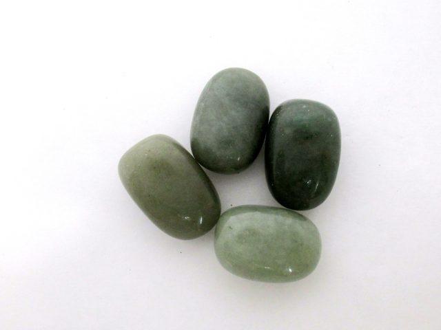 Healing Light Online Psychics New Age Shop Olive jade Tumblestones