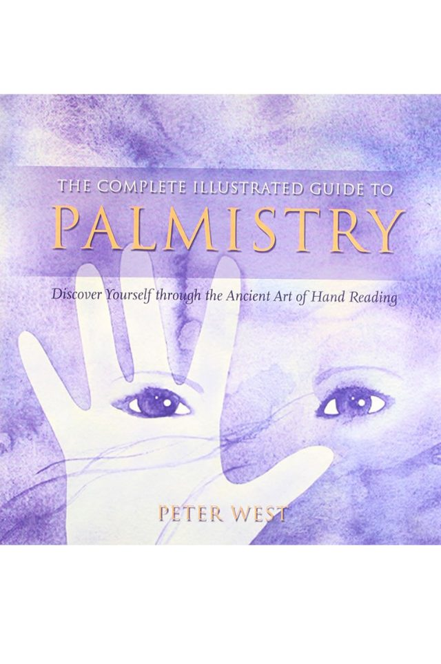Healing-Light-Online-Psychics-Palmistry-The-Complete-Guide-by-Peter-West-for-sale-online