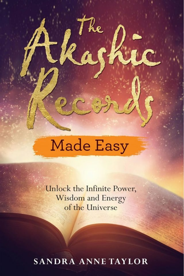 Healing Light Online Psychics Past Lives : The Akashic Records Made Easy by Sandra Anne Taylor for sale