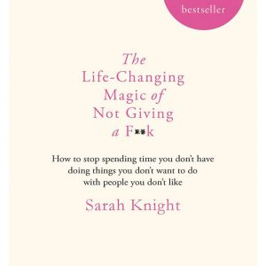 Healing Light Online Psychics Sarah Knight The Life Changing Magic of Not Giving a F**k for sale