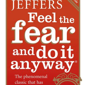 Healing Light Online Psychics Susan Jeffers Feel the Fear and do it Anyway for sale