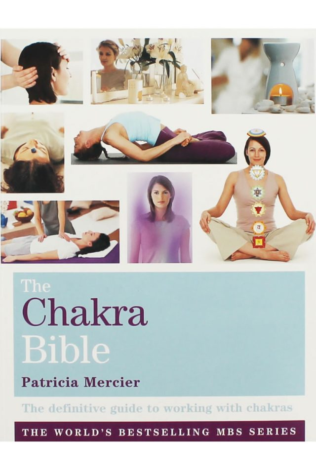 Healing Light Online Psychics The Chakra Bible by Patricia Mercier book for sale