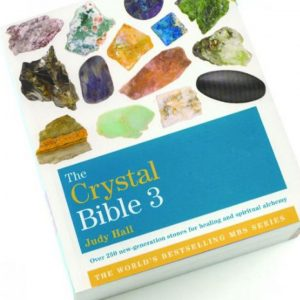 Healing Light Online Psychics The Crystal Bible Vol 3 by Judy Hall for sale