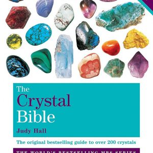 Healing Light Online Psychics The Crystal Bible by Judy Hall for sale