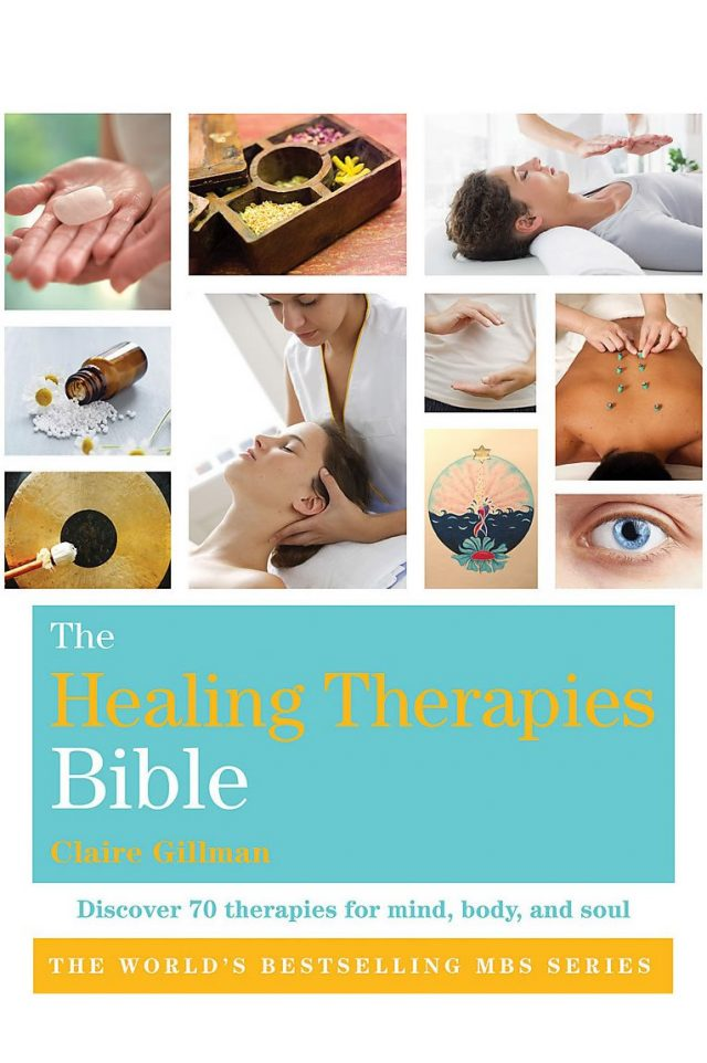 Healing Light Online Psychics The Healing Therapies Bible by Claire Gillman for sale