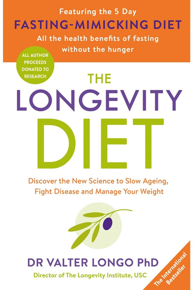 Healing Light Online Psychics The Longevity Diet by Dr Valter Longo for sale