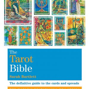 Healing Light Online Psychics The Tarot Bible by Sarah Barlett for sale
