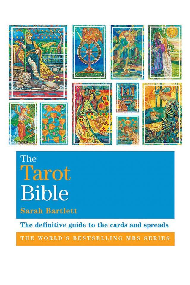 Healing Light Online Psychics The Tarot Bible by Sarah Barlett for sale