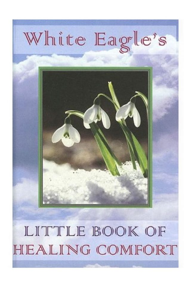 Healing Light Online Psychics White Eagle Little Book of Healing Comfort for sale