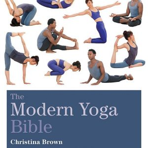 Healing Light Online Psychic Readings and Merchandise Modern Yoga Bible by Christina Brown