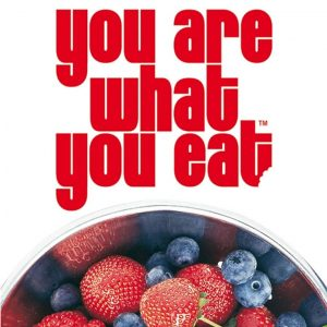 Healing Light Online Psychics You are what you Eat by Gillian Mckeith for sale