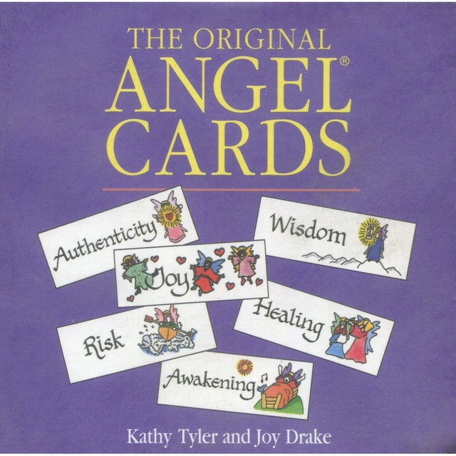 Healing Light Online Psychic Readings and Merchandise Angel Cards