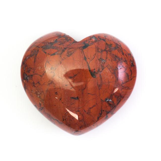 Healing Light Online Psychic Readings and Merchandise Red Jasper Heart