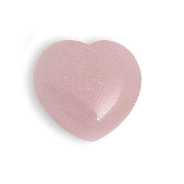 Healing Light Online Psychic Readings and Merchandise Rose Quartz Heart