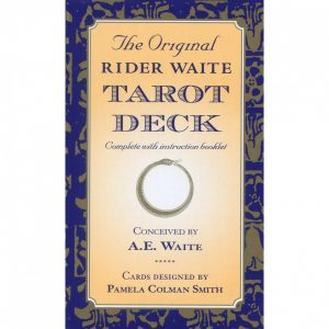 Healing Light Online Psychic Readings and Merchandise Ryder Waite Tarot deck by Arthur Edward Waite