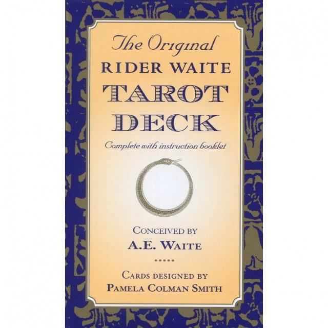 Healing Light Online Psychic Readings and Merchandise Ryder Waite Tarot deck by Arthur Edward Waite