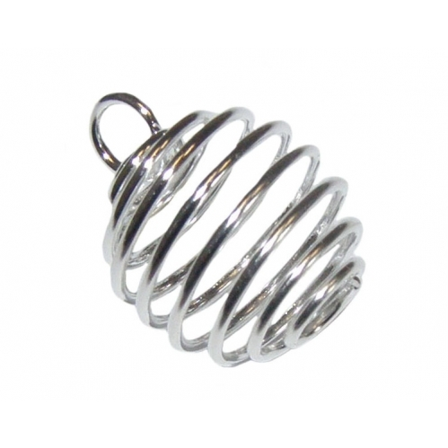 Healing Light Online Psychic Readings and Merchandise Spiral Pendant