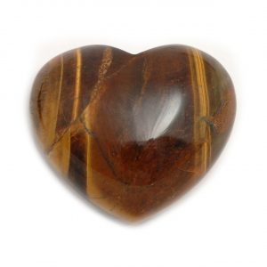 Healing Light Online Psychic Readings and Merchandise Golden Tigers Eye Heart