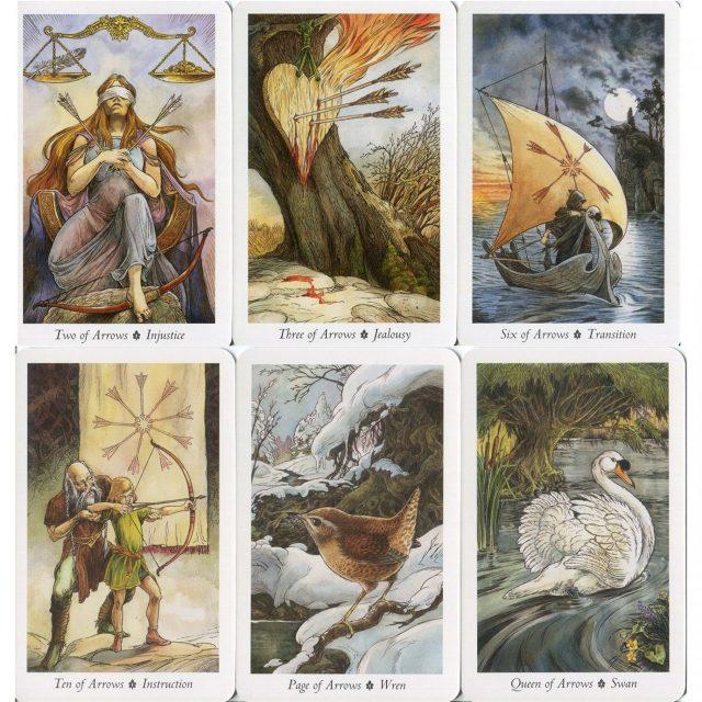 Healing Light Online Psychic Readings and Merchandise The Wildwood Set Tarot Cards