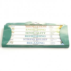 Healing Light Online Psychic Readings and Merchandise Aromatherapy collection incense sticks by Stamford