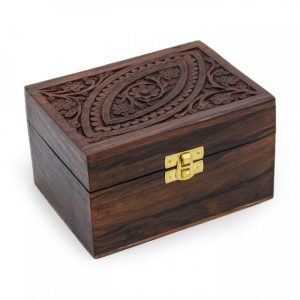 Healing Light Online Psychic Readings and Merchandise Essential Oils Storage Box for 12 oils